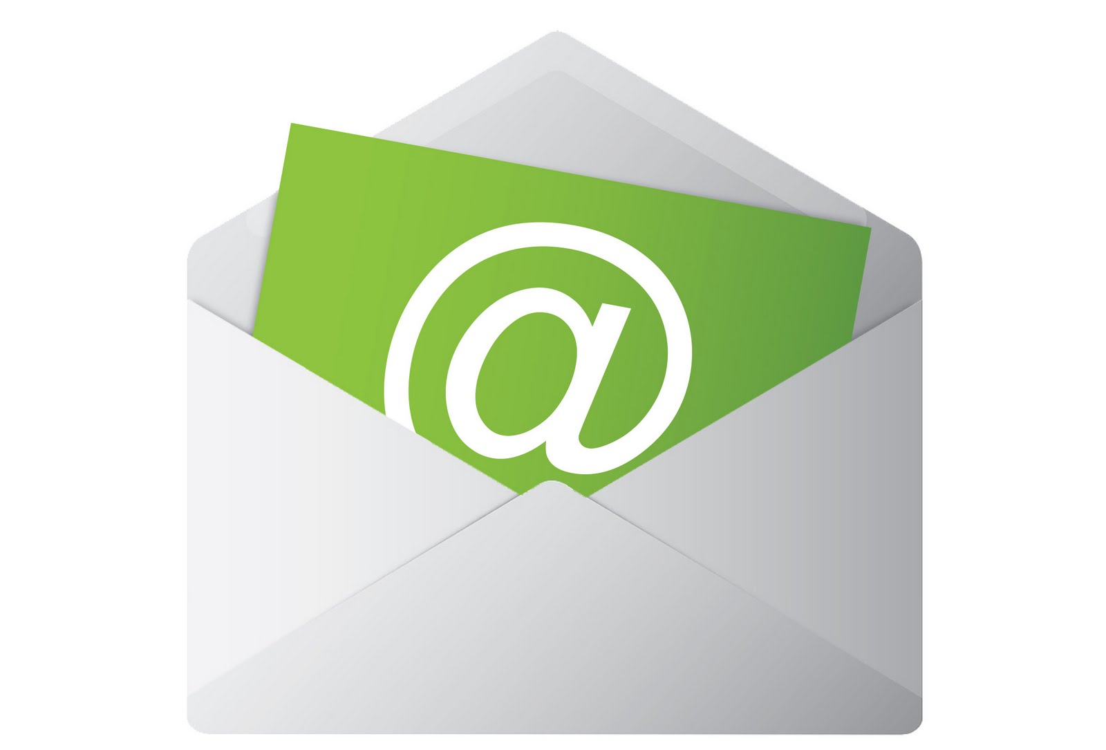 E newsletter icon