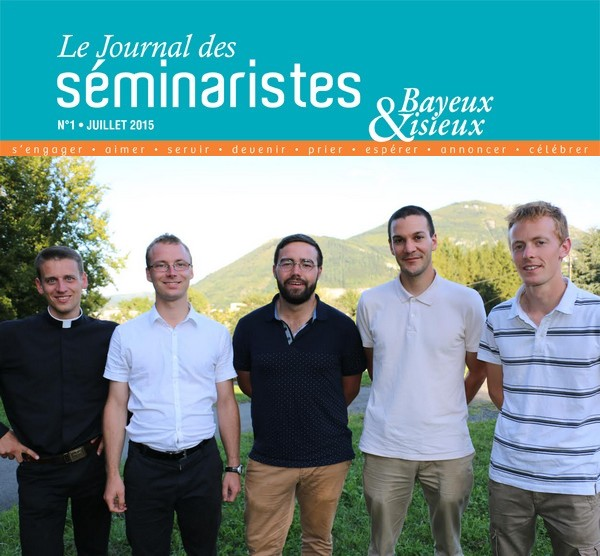 LeJournaldesSeminaristes logo photo