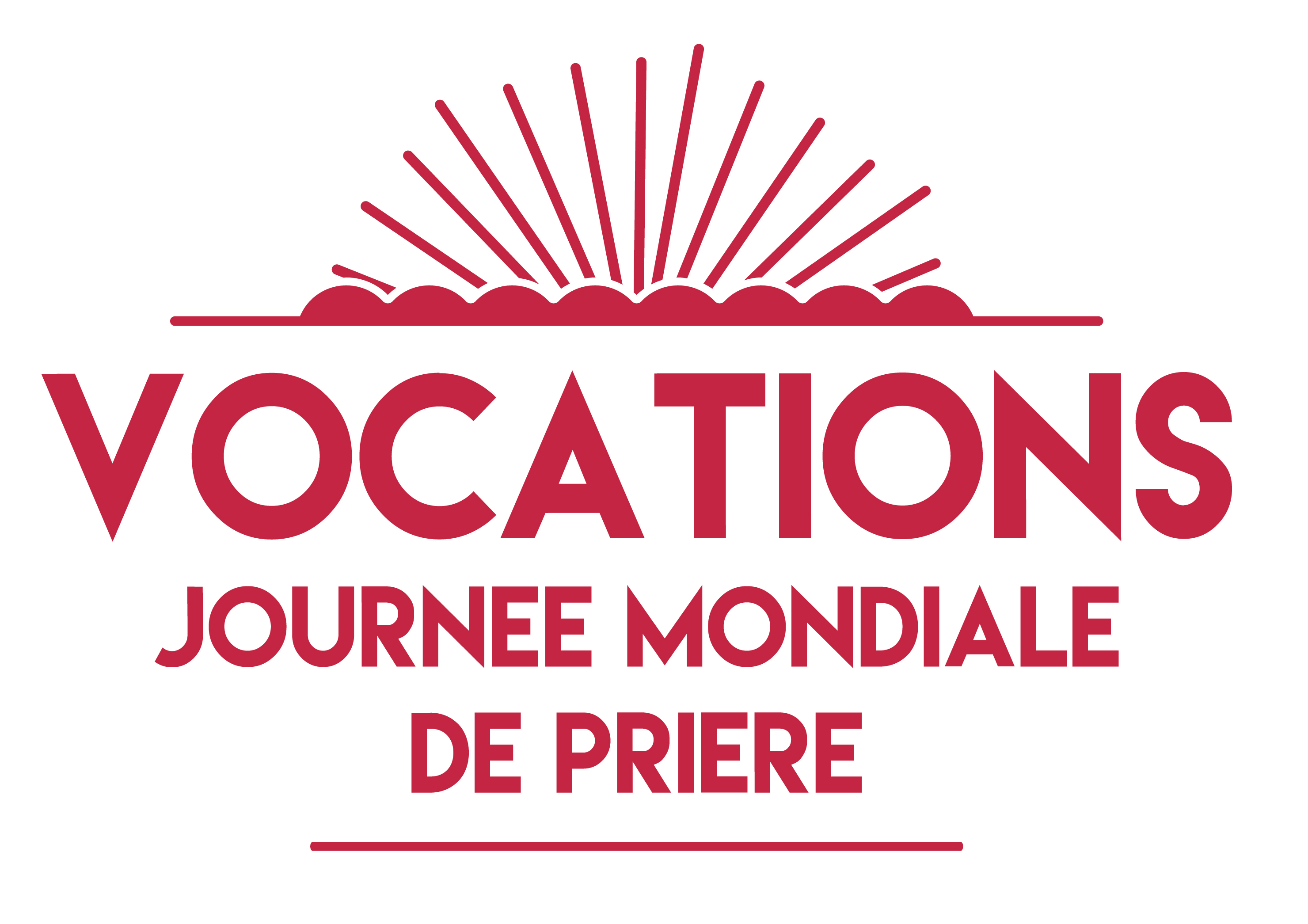 Logo Vocation rouge